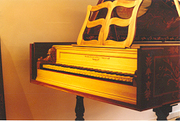 Harpsichord after Giusti (Leipzig)